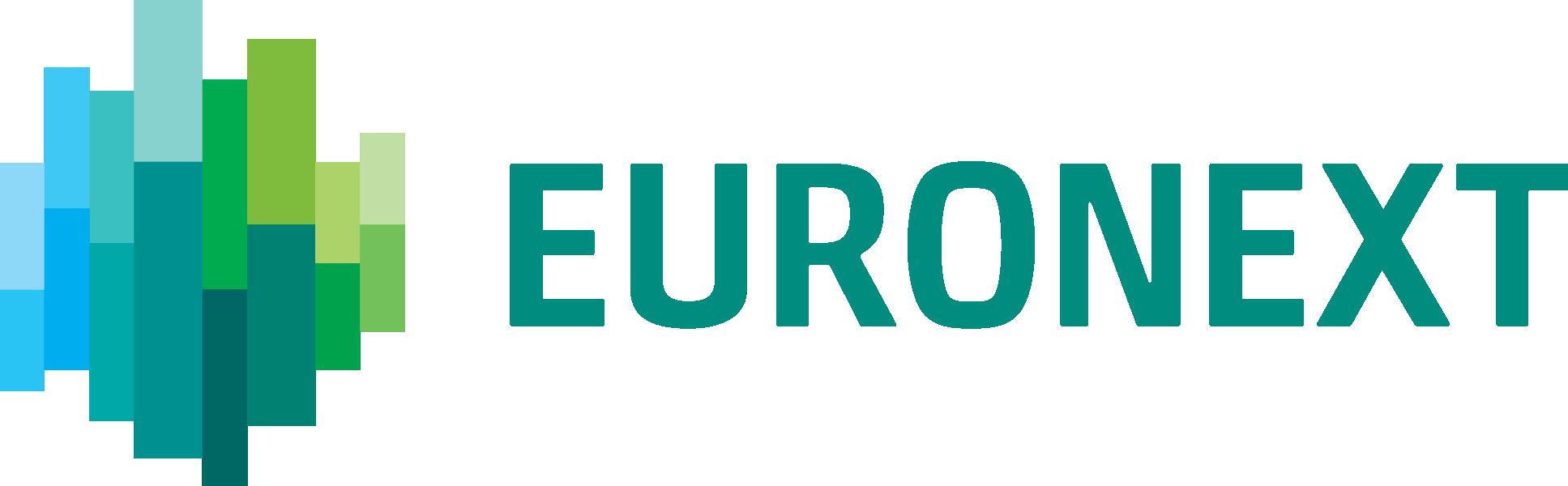 Euronext's logo