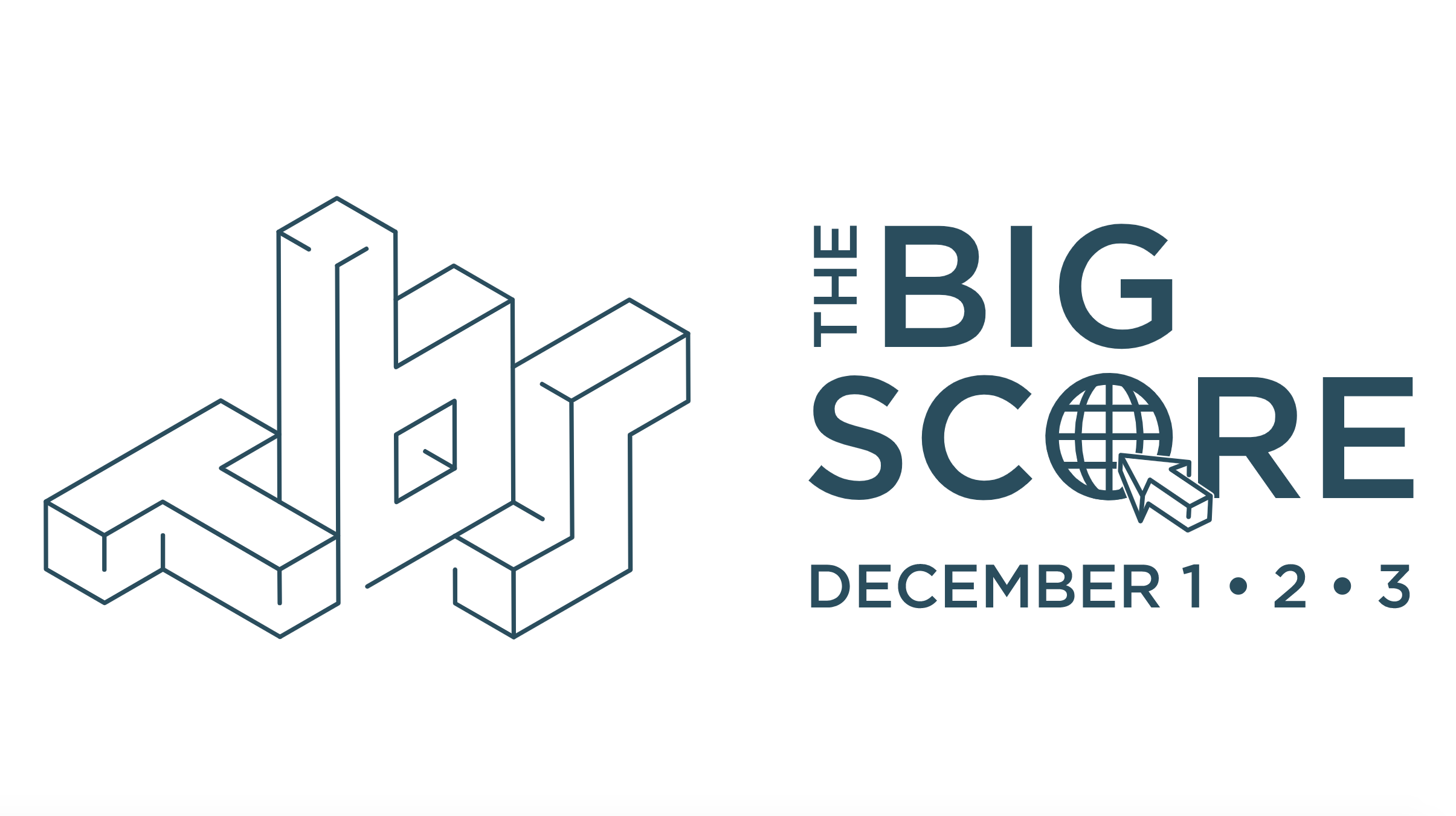 The Big Score's logo