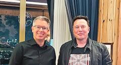 Frank Thelen and Elon Musk