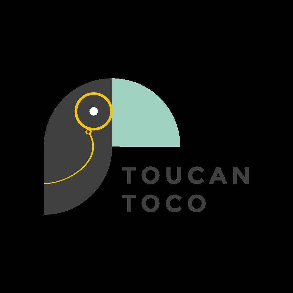 Toucan Toco's logo
