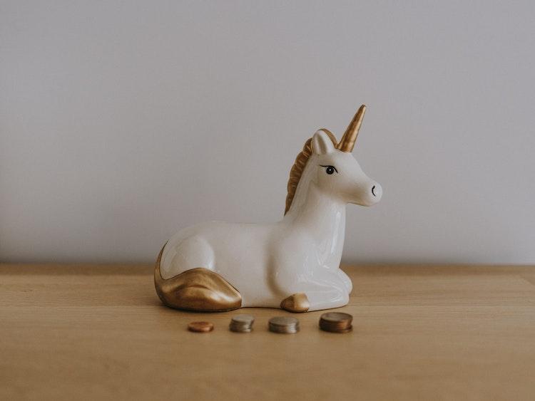 Teaser imagery for Europe's startup unicorns