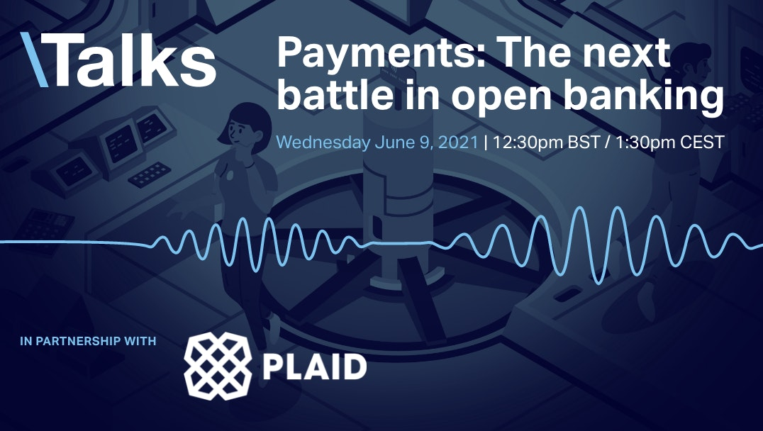 Payments: The next battle in open banking event promo image