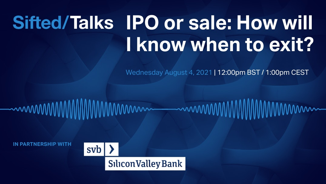 IPO or sale: How will I know when to exit? event promo image