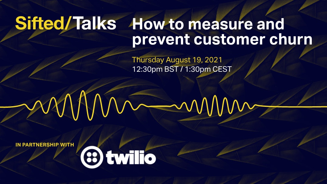 How to measure and prevent customer churn event promo image