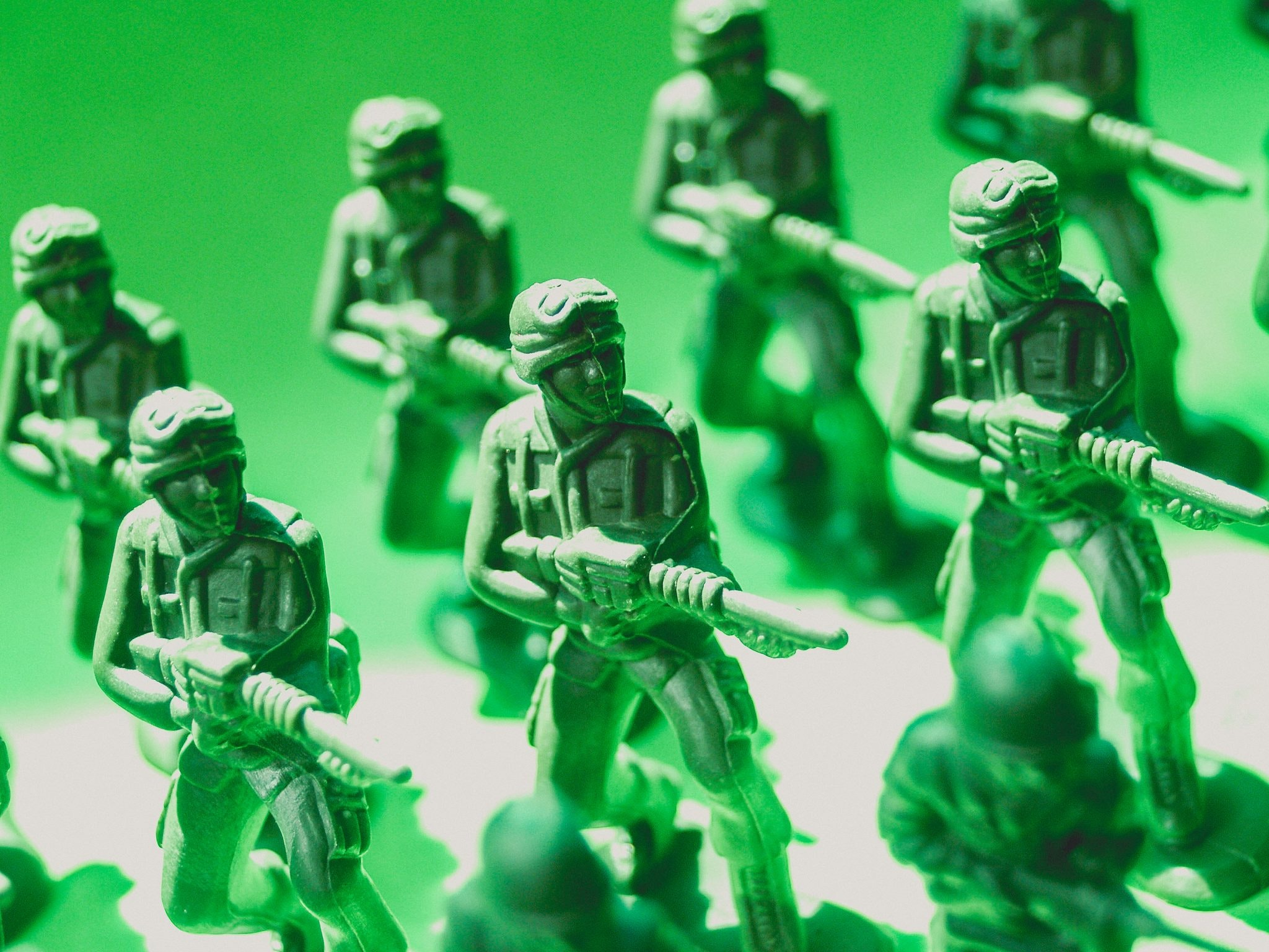Western armies flip to startups for a technical edge
