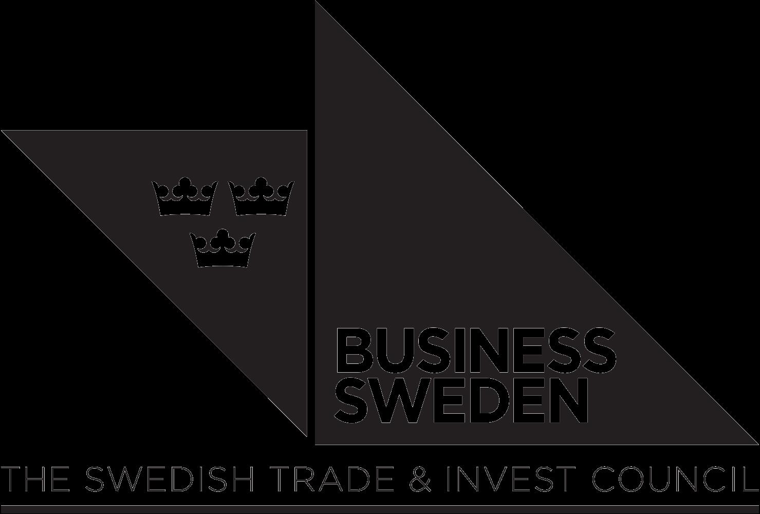 Business Sweden's logo