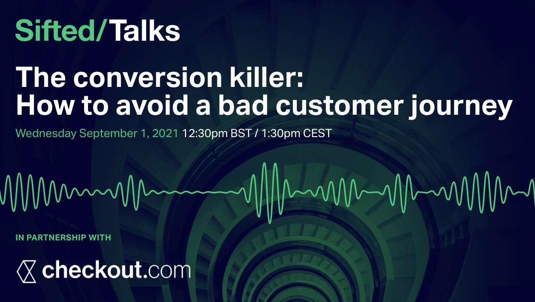 The conversion killer: How to avoid a bad customer journey event promo image