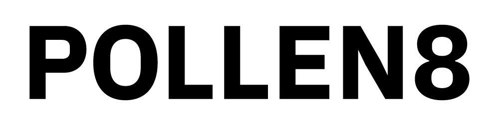 Pollen8's logo
